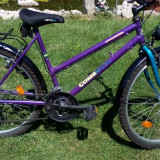 bicicleta mountain bike COME BACK , 26