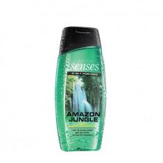 Gel de duș pentru păr și corp Amazon Jungle - 250 ml - Avon - NOU