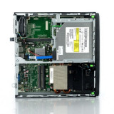 Calculator HP Elite 8300 Desktop USDT, Intel Core i7 Gen 3 3770s 3.1 GHz, 4 GB DDR3, 500 GB HDD SATA, DVDRW, Wi-Fi, Windows 7 Home Premium - Sisteme desktop fara monitor