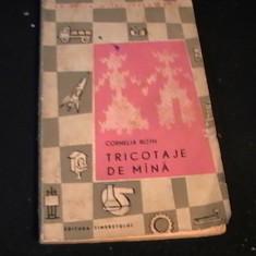 TRICOTAJE DE MINA-CORNELIA BOTH-194 PG-, Alta editura