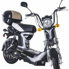 Bicicleta electrica Pizza 1.0 48V 20Ah Autonomie 50km negruPB Cod:E00004-4