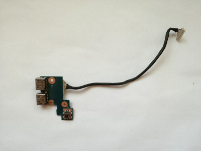 1575. Samsung NP300E5Z Modul pornire + USB BA92-08350A foto