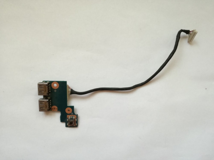 1575. Samsung NP300E5Z Modul pornire + USB BA92-08350A