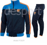 Trening BARCELONA - Bluza si pantaloni conici - Modele noi - Pret Special 1003, S