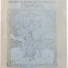 OBICEIURI DE CRACIUN SI ANUL NOU de P. GHEORGHEASA - Carte Fabule
