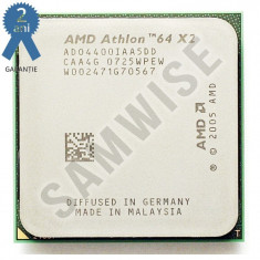 Procesor AMD Athlon 64 X2 4000+ 2.1GHz, Dual Core Socket AM2 GARANTIE 2 ANI! - Procesor PC AMD, Numar nuclee: 2, 2.0GHz - 2.4GHz