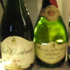 6 sticle RARE, VECHI, SAMPANIE DE COLECTIE (lot N) CADOU DEOSEBIT PT SF.MARIA
