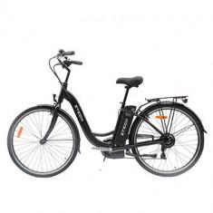 Bicicleta electrica Retro 2.0 Lithium 36V 6, 8Ah NegruPB Cod:E00013-4 - Mountain Bike