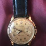 ceas aur 18k chronograf
