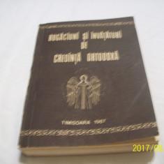Rugaciuni si invataturi de credinta ortodoxa-timisoara 1987 - Carte de rugaciuni