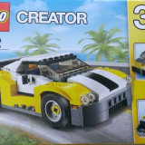 Lego Creator 3 in 1 31046 - Masina rapida - nou, sigilat in cutie