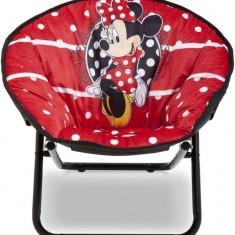 Fotoliu pliabil pentru copii Minnie Mouse - Set mobila copii