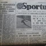 Ziarul Sportul 1 martie 1986