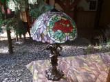 Cumpara ieftin Veioza vintage deosebita TIFFANY