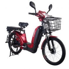 Bicicleta electrica Laser 2.0 48V 12Ah Autonomie 40Km RosuPB Cod:E00010-1 - Mountain Bike