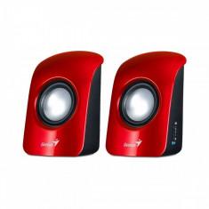 Boxe Genius SP-U115 Red