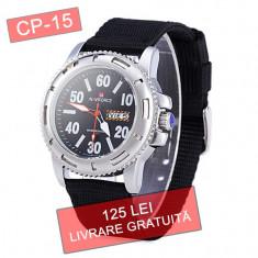 Ceas barbati NAVIFORCE CP-15 quartz - LIVRARE GRATUITA