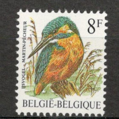 Belgia.1986 Pasari KF.23 - Timbre straine, Nestampilat