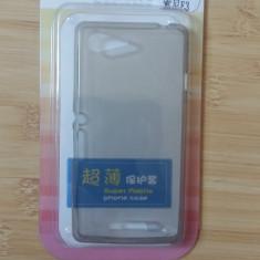 Husa silicon Allview v1 viper (E3) - Husa Telefon, Negru