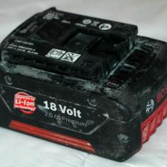 Acumulator Bosch 18V Li-Ion 2.6 Ah