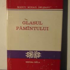 GLASUL PAMANTULUI -MARCU MIHAIL DELEANU - Eseu