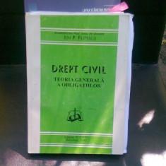 DREPT CIVIL - ION P. FILIPESCU - Carte Drept civil