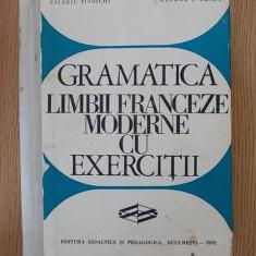 GRAMATICA LIMBII FRANCEZE MODERNE CU EXERCITII- cartonata - Curs Limba Franceza Altele