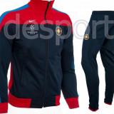 Trening Steaua - FCSB - Bluza si pantaloni conici - Modele noi - 1020 - Trening barbati, Marime: XXL, Culoare: Din imagine