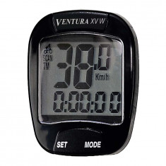 Bike Computer Wireless Ventura Xv WPB Cod:244367 - Piesa bicicleta