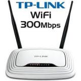 Router wireless N 300Mbps TP-LINK TL-WR841N, 4, 1, Tp-link