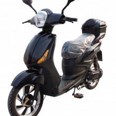 Bicicleta electrica Classic 1.0 48V 12Ah Autonomie 40km Negru MatPB Cod:E00009-A-4-Mat