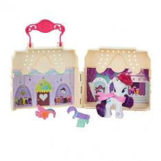 Set My Little Pony - Magazinul lui Rarity - Figurina Povesti Hasbro