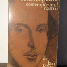 SHAKESPEARE CONTEMPORANUL NOSTRU Jan Kott - Eseu