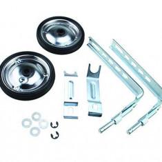 Roti ajutatoare reglabile din metal BAC1017