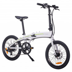 Bicicleta electrica Folding Lithium 21Km 36V 7.8Ah Autonomie 40km AlbPB Cod:E00074-8 - Mountain Bike