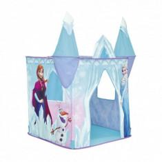 Cort Castel Frozen Worlds Apart - Casuta copii