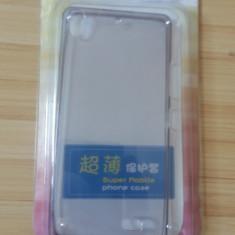 Husa silicon X2 soul mini + folie de sticla - Husa Telefon, Negru