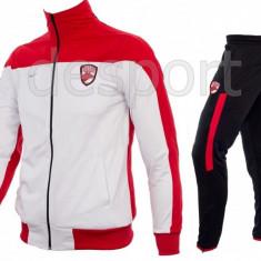 Trening Dinamo Bucuresti - Bluza si pantaloni conici - Modele noi - 1076 - Trening barbati, Marime: S, Culoare: Din imagine
