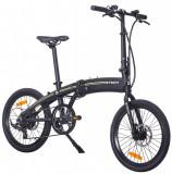 Bicicleta electrica Folding Lithium 21Km 36V 7.8Ah Autonomie 40km NegruPB Cod:E00074-4