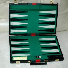 Joc de table in servieta de piele - versiune de lux - folosite - Set table