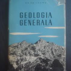 GRIGORE RAILEANU - GEOLOGIA GENERALA - Pentru uzul studentilor