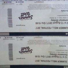 Vand bilete summer well - Bilet concert