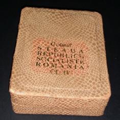 Cutie Ordinul Steaua Romaniei RSR Clasa 4 1