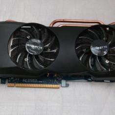 Placa video Gaming GIGABYTE Radeon HD5850 OC 1GB DDR5 256-bit - Placa video PC Gigabyte, PCI Express, Ati