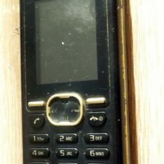 Telefon Sony Ericsson K330 - defect pentru piese - complet - Telefon mobil Sony Ericsson, Negru, Nu se aplica, Neblocat, Fara procesor
