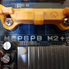 Placa de baza AM2 AM+ Biostar MCP6PB M2+ DDR2 PCI-E - poze reale, Pentru AMD, MicroATX