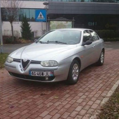 Alfa Romeo 156, An Fabricatie: 2001, Motorina/Diesel, 1111 km, 2200 cmc