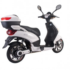 Bicicleta Electrica Classic 2.0 48V 20Ah Autonomie 60Km Negru MatPB Cod:E0000-C-4-Mat