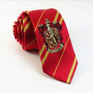 Cravata - HARRY POTTER - Model Gryffindor