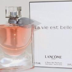 Tester Lancome La Vie Est Belle Eau De Parfum - Parfum femeie Lancome, Apa de parfum, 75 ml